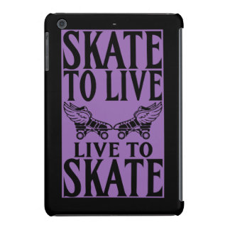 Roller Derby, Skate to Live Live to Skate iPad Mini Case