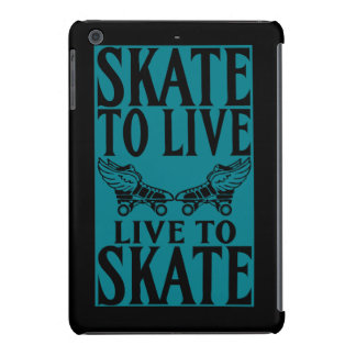 Roller Derby, Skate to Live Live to Skate iPad Mini Retina Covers