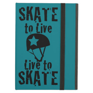 Roller Derby, Skate to Live Live to Skate, Jammer Cover For iPad Air