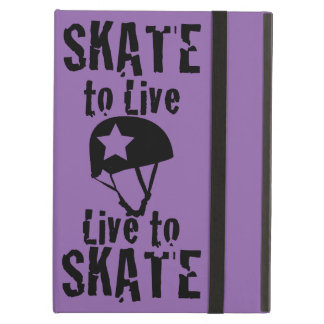 Roller Derby, Skate to Live Live to Skate, Jammer iPad Air Case