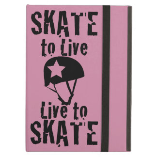 Roller Derby, Skate to Live Live to Skate, Jammer iPad Air Covers