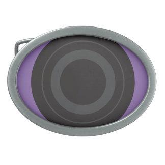 Roller Derby Skate Wheel Oval Belt Buckles