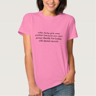 Roller Derby! T-shirts
