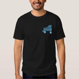 Roller Derby Widow T-shirt