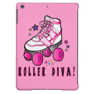 Roller Diva! Cover For iPad Air
