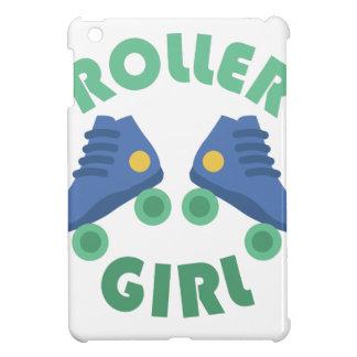 Roller Girl iPad Mini Cover
