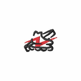 Roller Hockey Embroidered Track Jacket