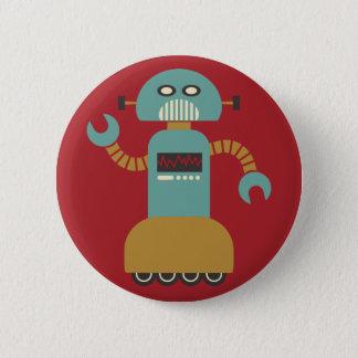 Roller Robot Flair Button