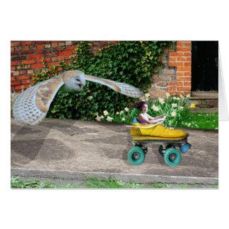 Roller Skate Mayhem Card