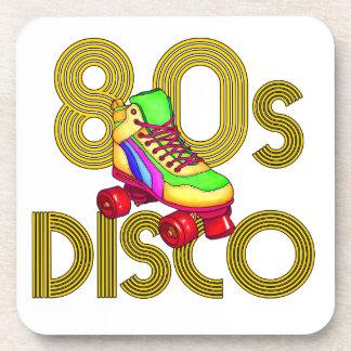 Roller Skater 80s Coaster