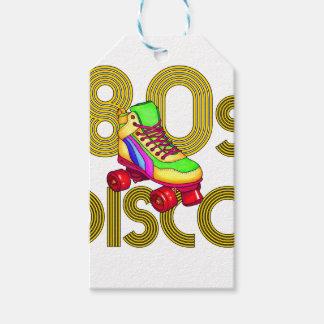 Roller Skater 80s Gift Tags