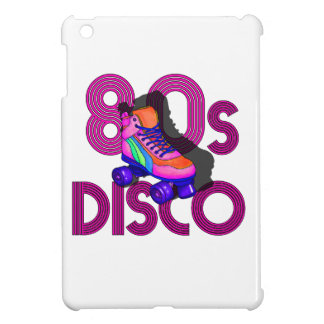 Roller Skater 80s iPad Mini Covers
