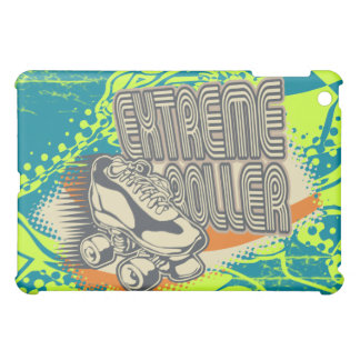 Roller Skates Extreme Roller 7  iPad Mini Covers