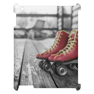 Roller Skates iPad Case