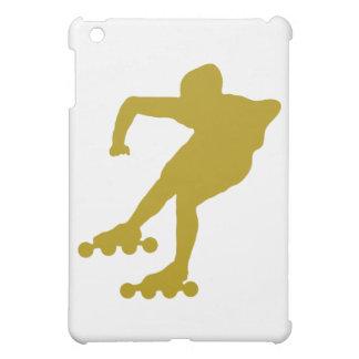roller-skating-2 iPad mini cases