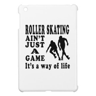 Roller Skating Ain t Just A Game It s A Way Of Lif iPad Mini Covers