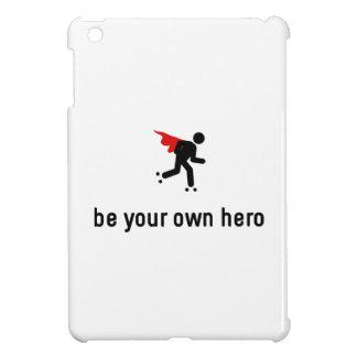 Roller Skating Hero iPad Mini Cases