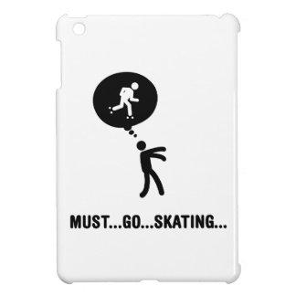 Roller Skating iPad Mini Cases