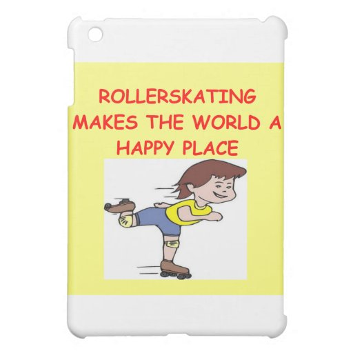 roller skating cover for the iPad mini