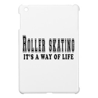 Roller Skating It's way of life iPad Mini Covers