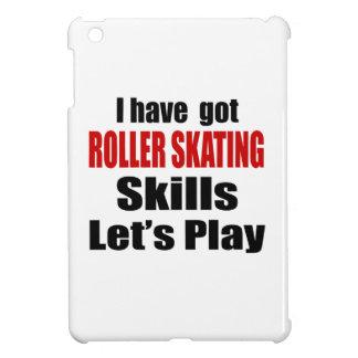 ROLLER SKATING SKILLS DESIGNS CASE FOR THE iPad MINI