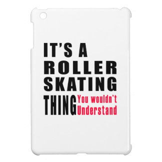 Roller Skating Thing Designs iPad Mini Case