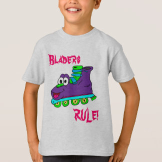rollerblade t-shirt