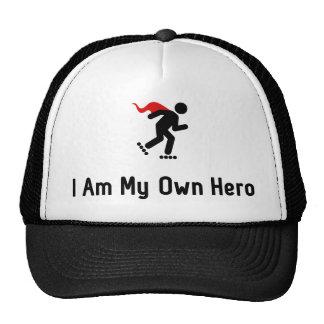 Rollerblading Hero Cap
