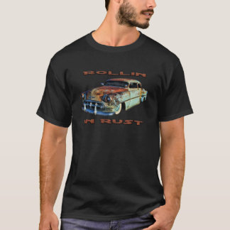 Rollin In Rust Chopped Chevy T-Shirt