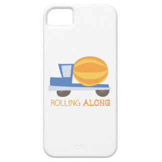 Rolling Along iPhone 5 Cases