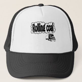 Rolling Coal Trucker Hat