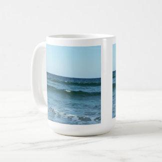 Rolling Ocean Waves Coffee Mug