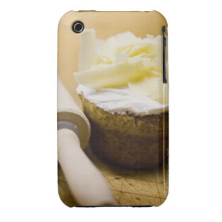 Rolling pin by muffin iPhone 3 Case-Mate cases