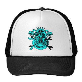 RollingBonez IV - Mad Mechanix Mesh Hats