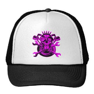 RollingBonezIV - Mad Mechanix Trucker Hat