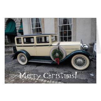 Rolls Royce Southern Christmas Card