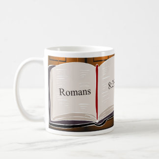 Rom 8:28  And we know that all thing... Coffee Mug