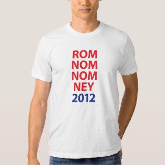 Rom Nom Nom Ney Shirt