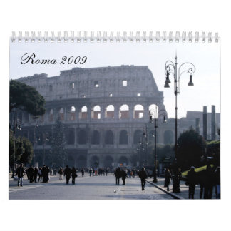 Roma 2009 Calendar