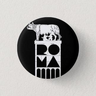 ROMA 3 CM ROUND BADGE