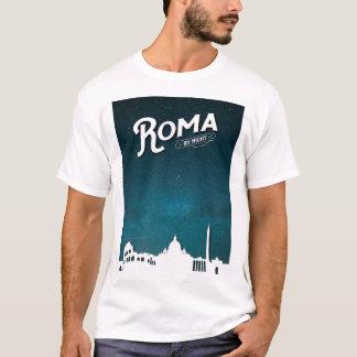 Roma by night - tshirt