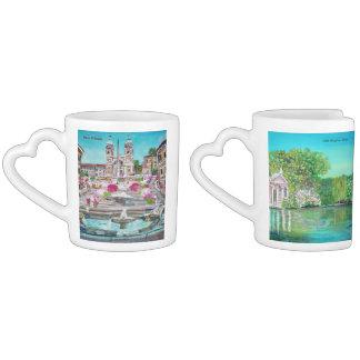 Roma - Coffee Mug Set