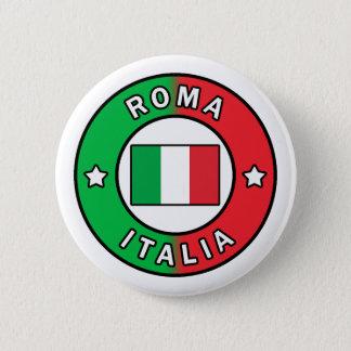 Roma Italia 6 Cm Round Badge