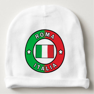 Roma Italia Baby Beanie