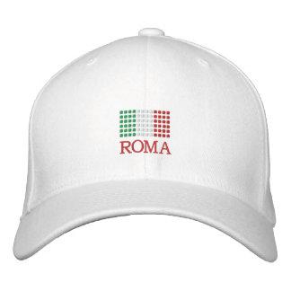 Roma Italia Cap - Rome Italian Flag Hat Baseball Cap