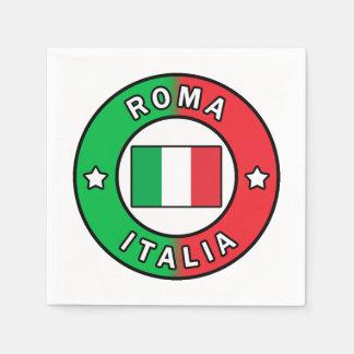 Roma Italia Paper Napkins