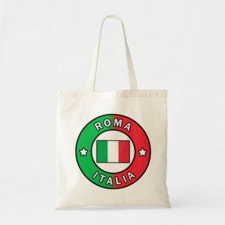 Roma Italia Tote Bag