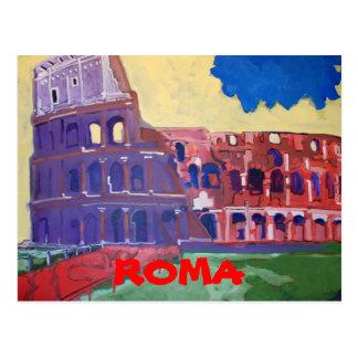 ROMA Post Card