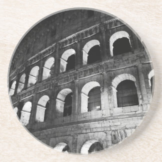 Roma Rome Italy Coliseum Colosseum Drink Coasters