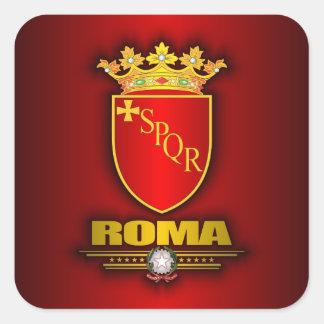 Roma (Rome) Square Sticker